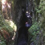 Minigill Cave, Vancouver Island, BC