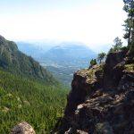 Kusam Klimb Trail, Vancouver Island, BC