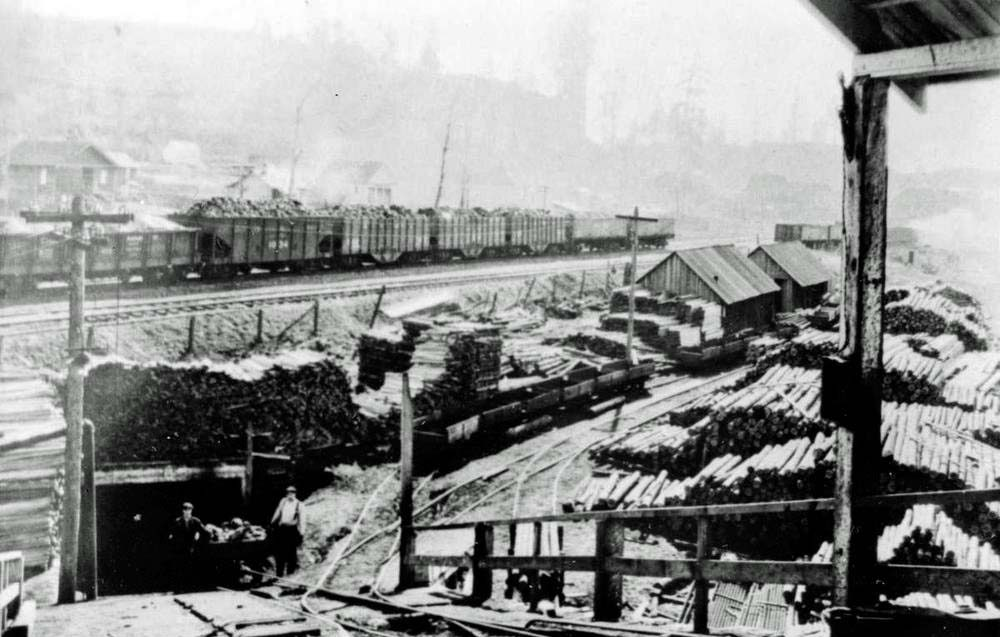 Wellington Mine, Vancouver Island, BC