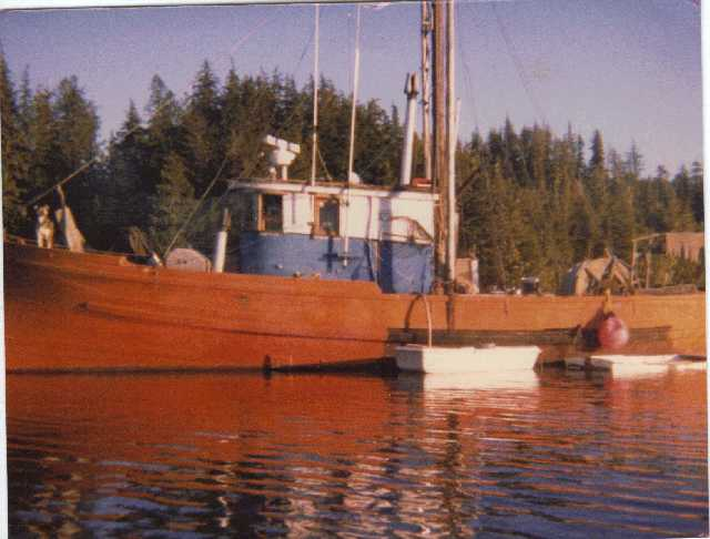 Blunden Harbour, BC Coast, BC