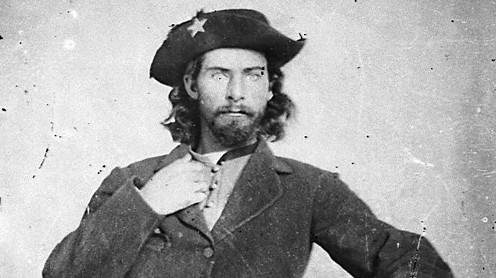 William Clarke Quantrill, Coal Harbor Outlaw
