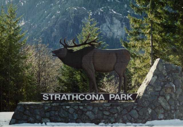 Strathcona Park, Vancouver Island, BC