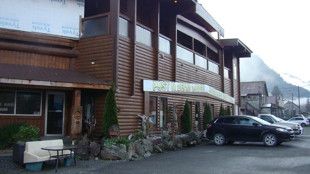 Zeballos, Vancouver Island, BC