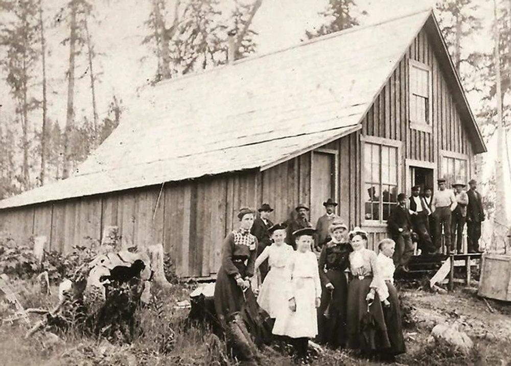 Early Homesteaders of Quatsino