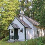Quatsino Schoolhouse, Quatsino, Vancouver Island