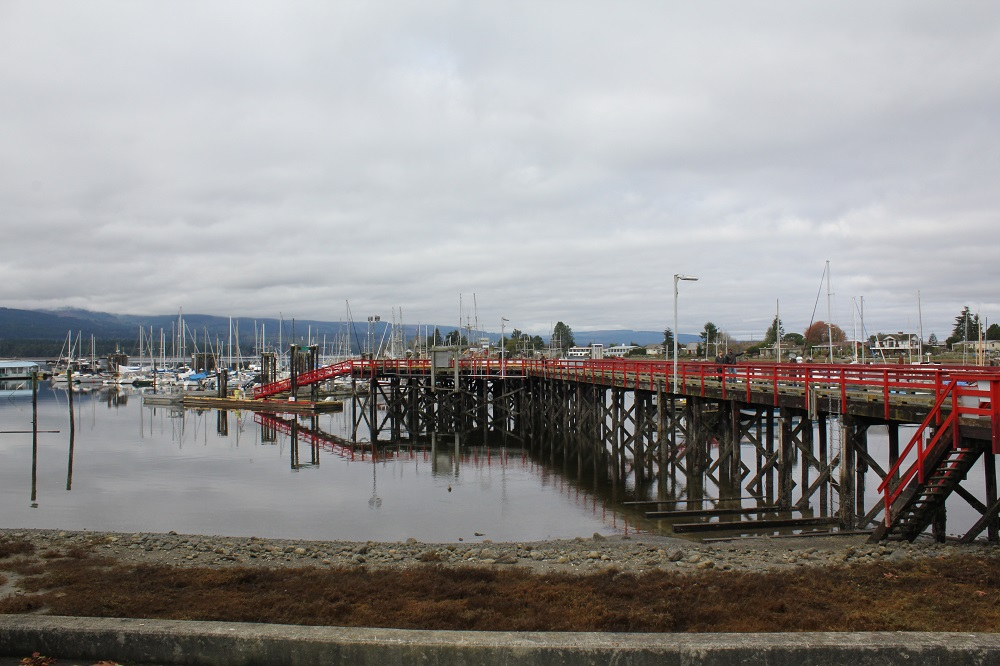 Ports And Harbors, Vancouver Island, BC