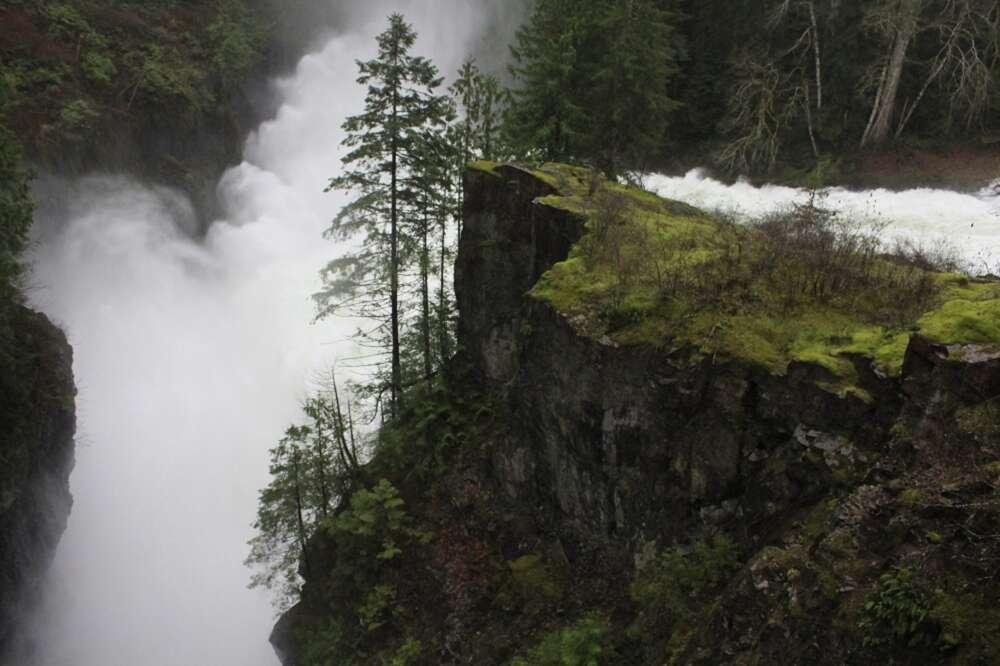 Elk Falls, Vancouver Island, BC